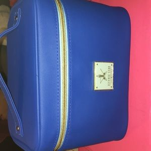Jeffree Star Bags - Blue jeffree star travel bag